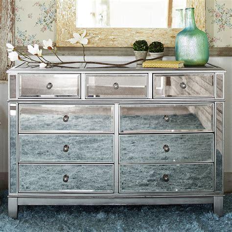Diy-Metallic-Silver-Dresser