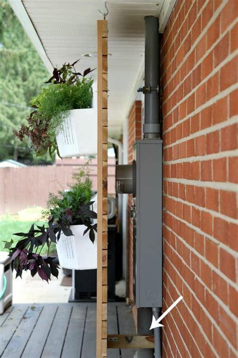 Diy-Meter-Box-Cover