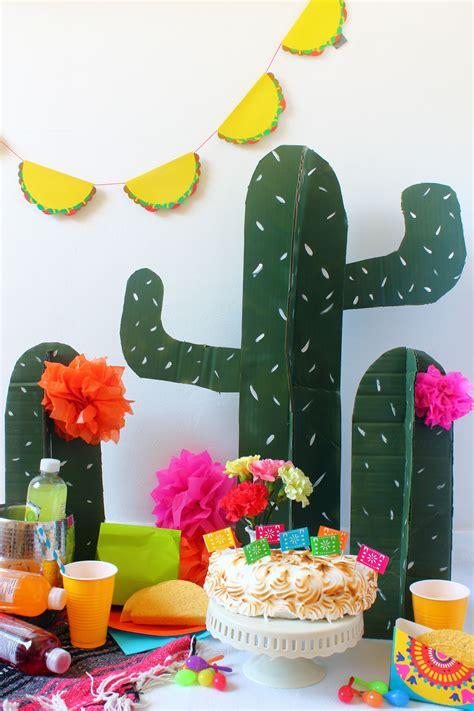 Diy-Mexican-Party