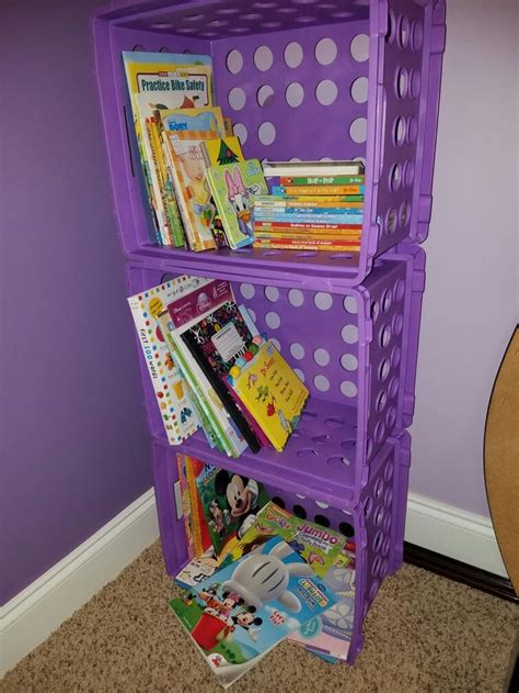 Diy-Milk-Crate-Bookshelf