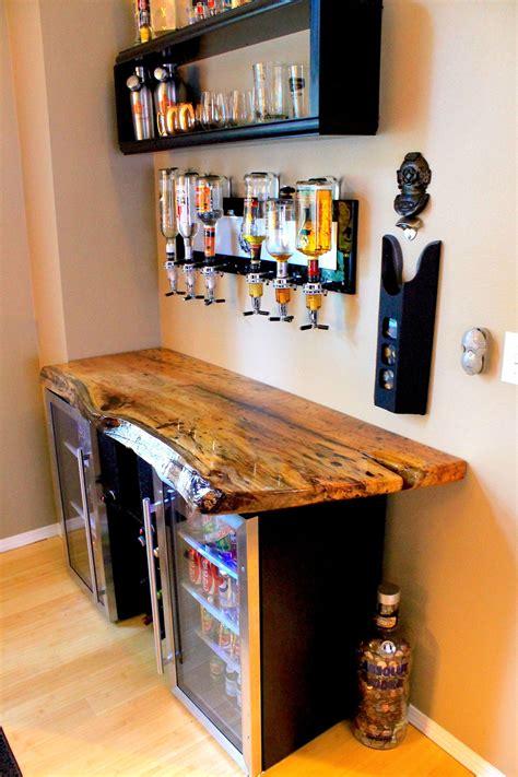 Diy-Mini-Bar-At-Home