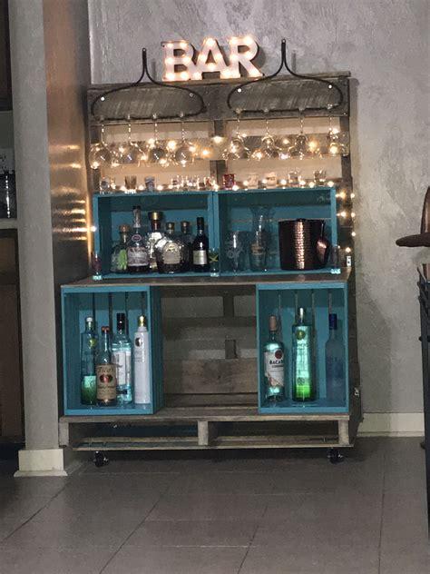 Diy-Mini-Bar-Cabinet