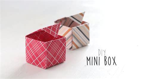 Diy-Mini-Cardboard-Box