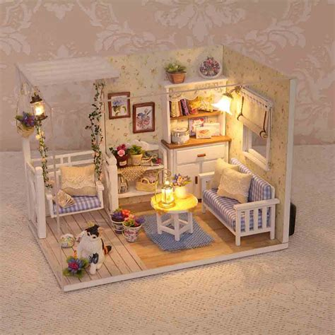 Diy-Miniature-Furniture-Kits