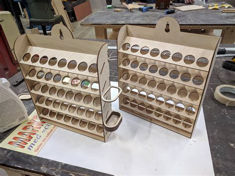 Diy-Miniature-Paint-Rack