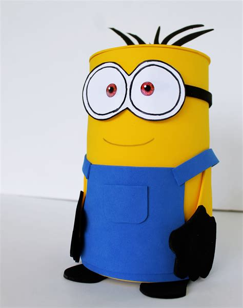Diy-Minion-Gift-Box