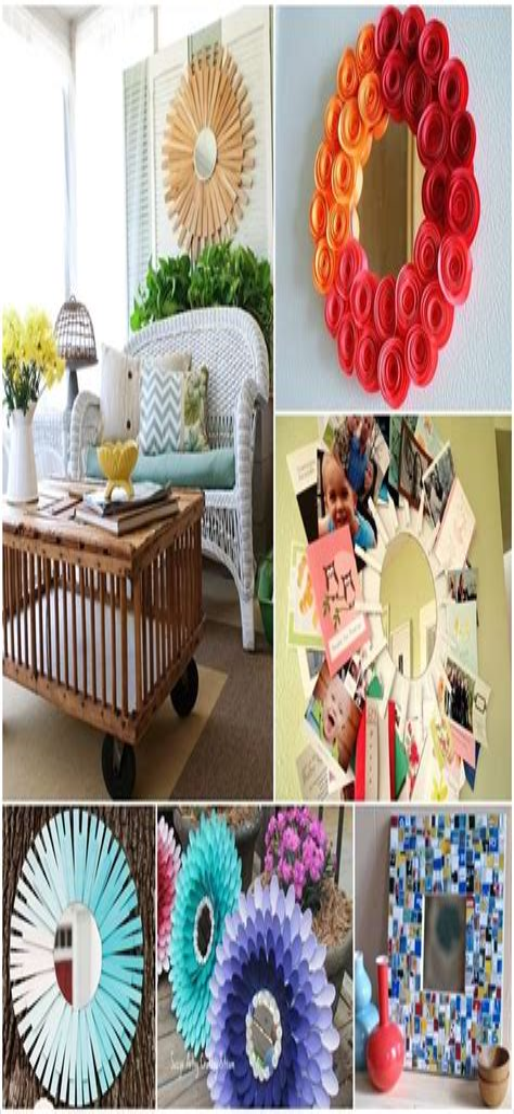 Diy-Mirror-Projects