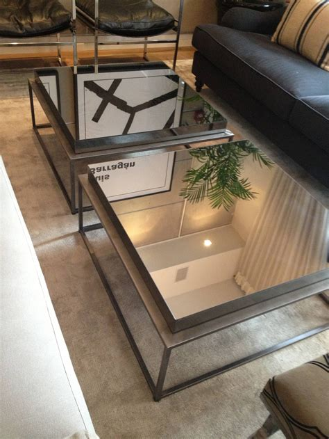 Diy-Mirrored-Coffee-Table