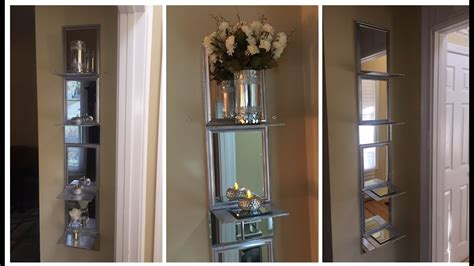Diy-Mirrored-Shelves