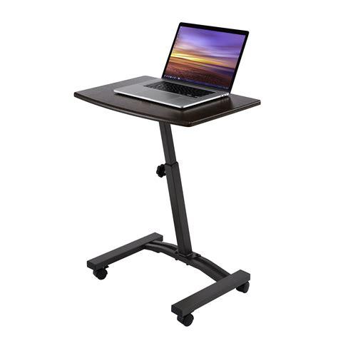 Diy-Mobile-Laptop-Computer-Desk-Cart