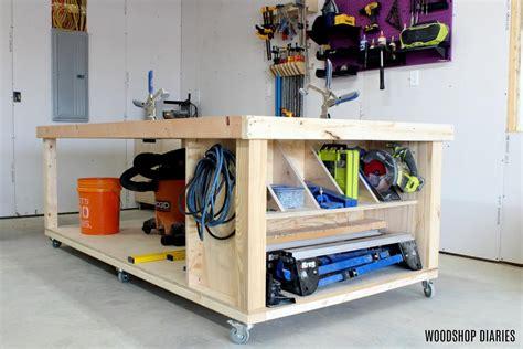 Diy-Mobile-Workbench