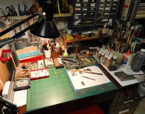 Diy-Modelling-Workbench