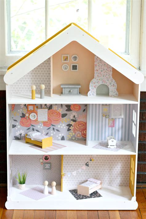 Diy-Modern-Dollhouse