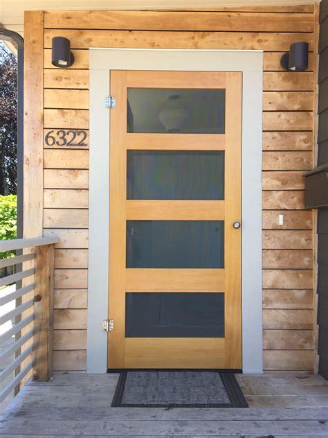 Diy-Modern-Front-Door