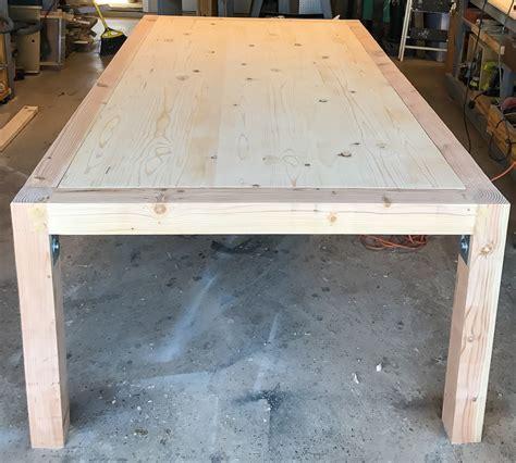 Diy-Modern-Table-Plans