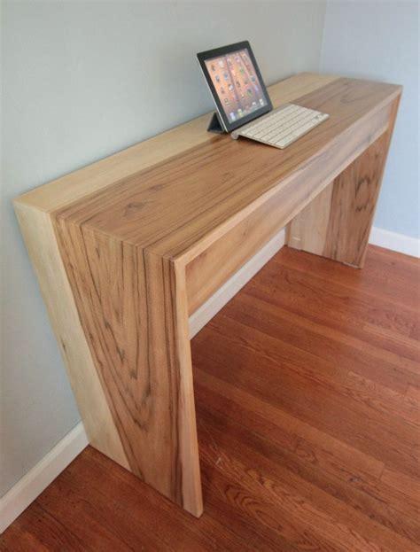 Diy-Modern-Wood-Desks