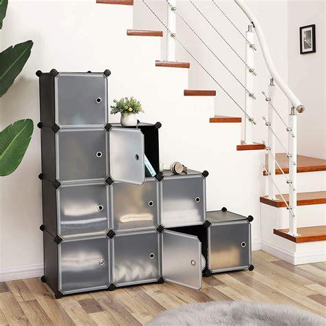 Diy-Modular-Cube-Storage