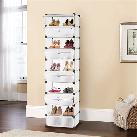 Diy-Modular-Shoe-Rack