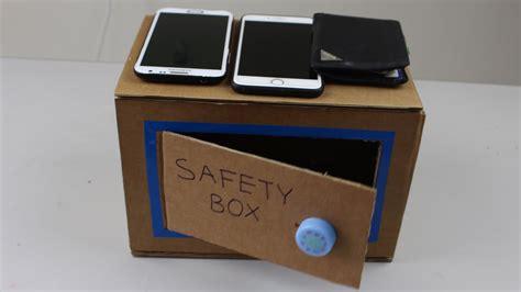 Diy-Money-Safe-Box
