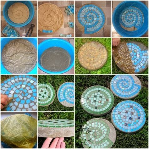 Diy-Mosaic-Garden-Stepping-Stones