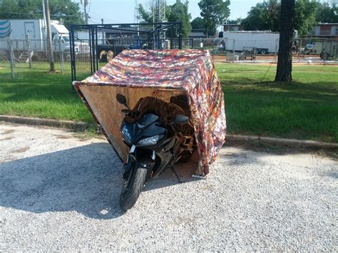 Diy-Motorcycle-Cover