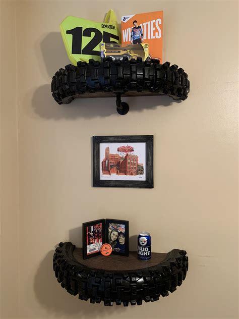 Diy-Motorcycle-Tire-Shelf