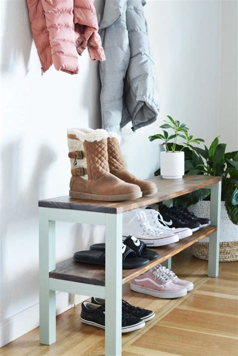 Diy-Motorized-Shoe-Rack