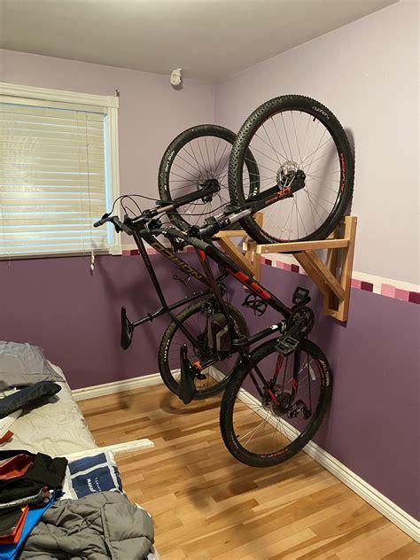 Diy-Mountain-Bike-Rack