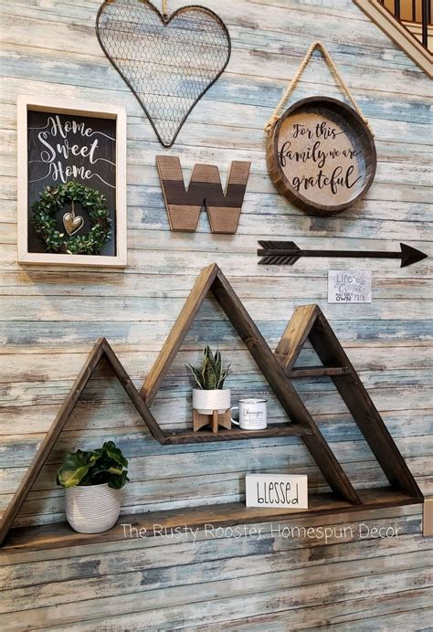 Diy-Mountain-Bookshelf