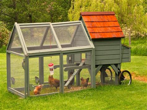 Diy-Movable-Chicken-Coop-Chicken-Coops