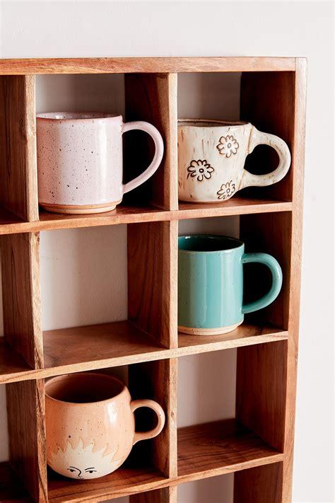 Diy-Mug-Shelf