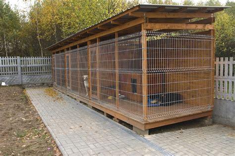 Diy-Multiple-Dog-Kennel