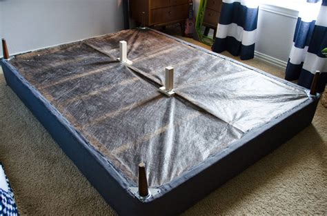Diy-Murphy-Bed-With-Box-Spring