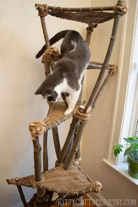 Diy-Natural-Cat-Tree