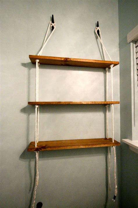 Diy-Nautical-Rope-Shelves