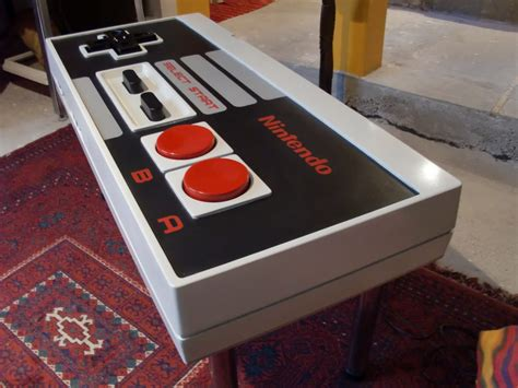 Diy-Nes-Controller-Table