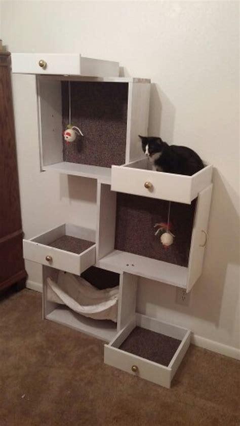 Diy-Network-Cat-Tree