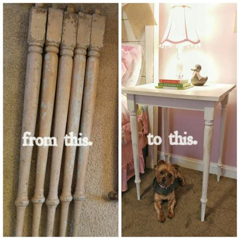 Diy-Nightstand-With-Spindles