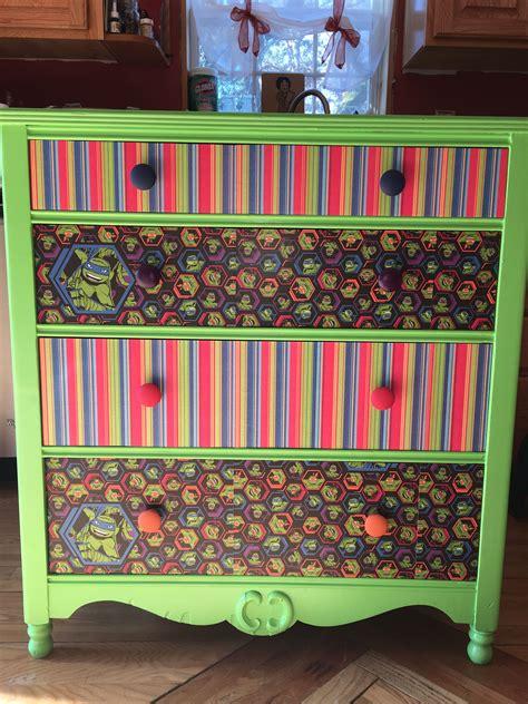 Diy-Ninja-Turtle-Dresser
