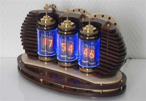 Diy-Nixie-Desk-Clock-Kit