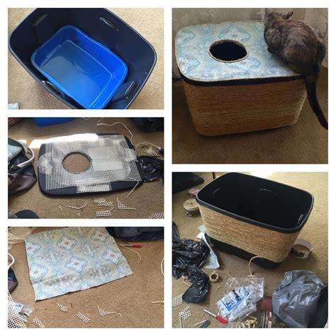 Diy-No-Mess-Litter-Box