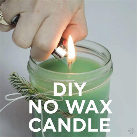 Diy-No-Wax-Candles