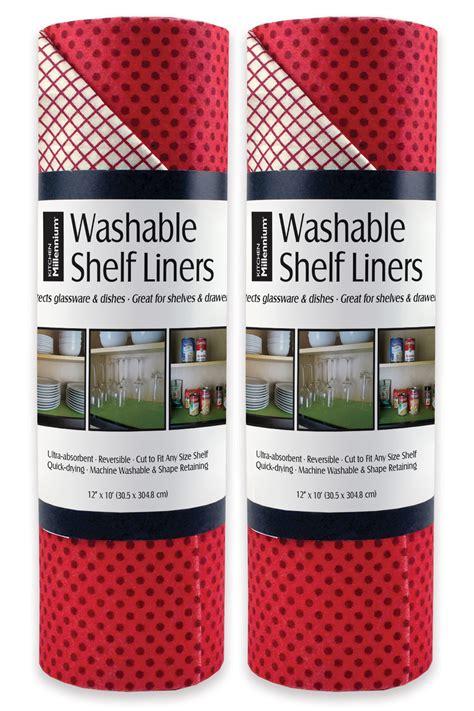 Diy-Non-Adhesive-Washable-Shelf-Liner