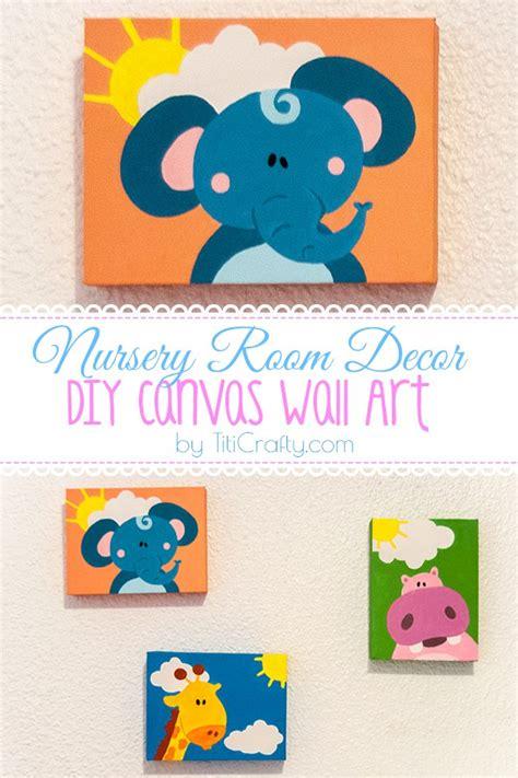 Diy-Nursery-Canvas-Art