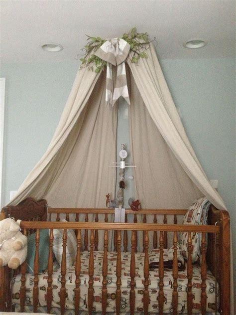 Diy-Nursery-Crib-Canopy