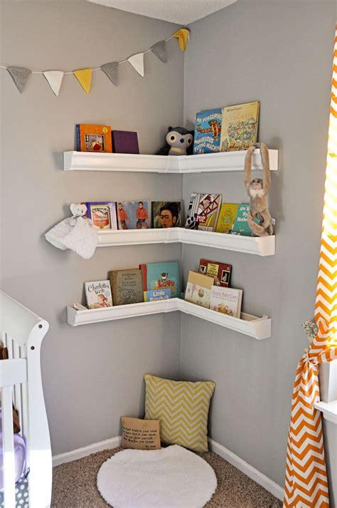 Diy-Nursery-Wall-Bookshelf
