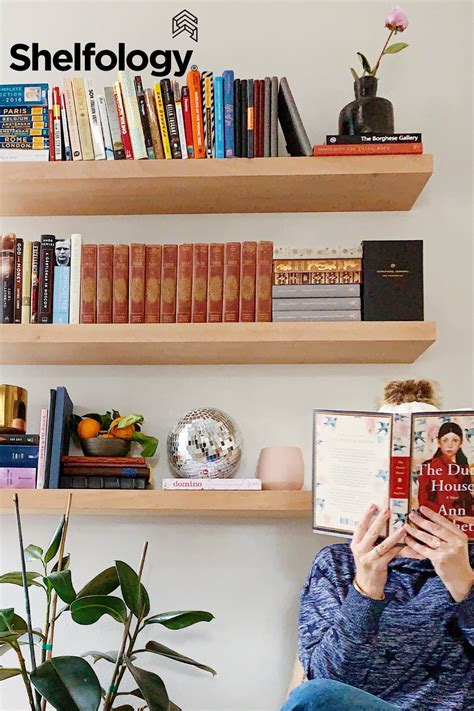 Diy-Oak-Book-Shelves