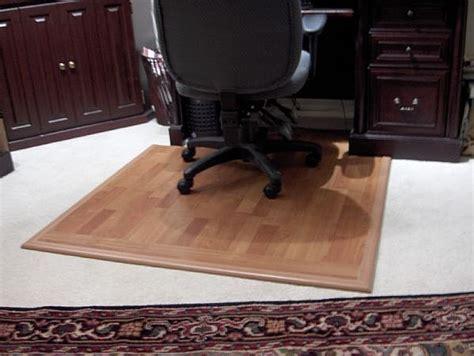 Diy-Office-Chair-Carpet-Protector