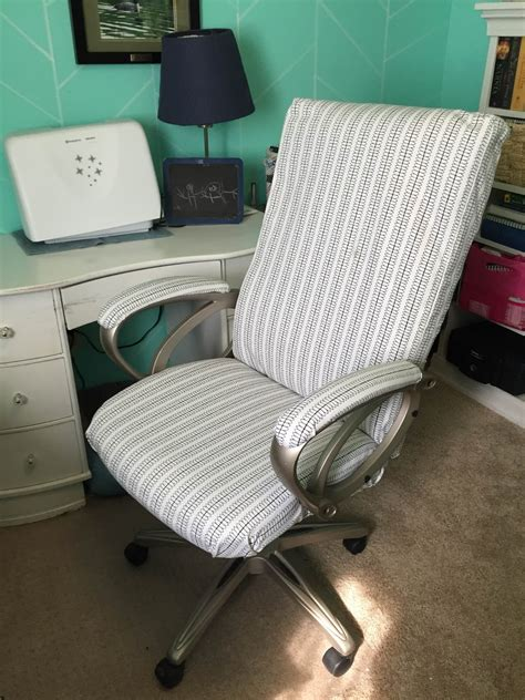 Diy-Office-Chair-Seat-Cover