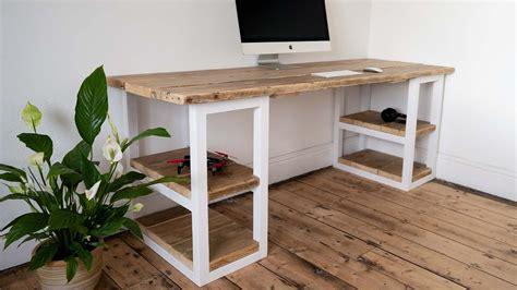 Diy-Office-Desk-Youtube